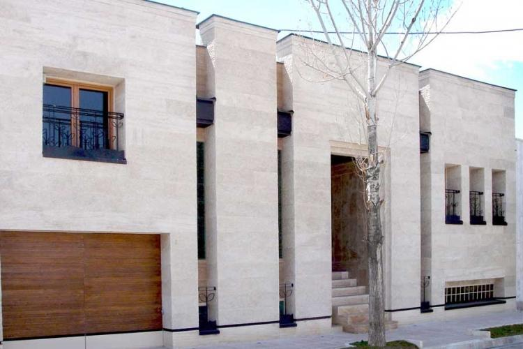 A House In Zanjan by Boozhgan Architecture Studio
