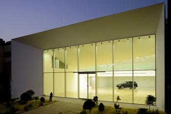 Tehranpars Showroom