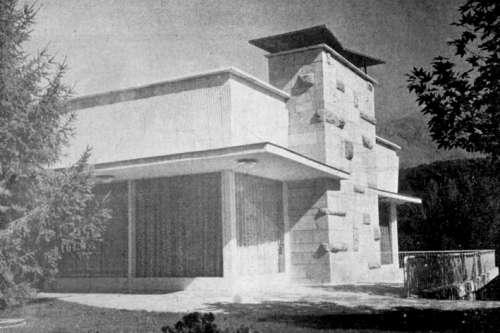 A villa in Elahiyeh