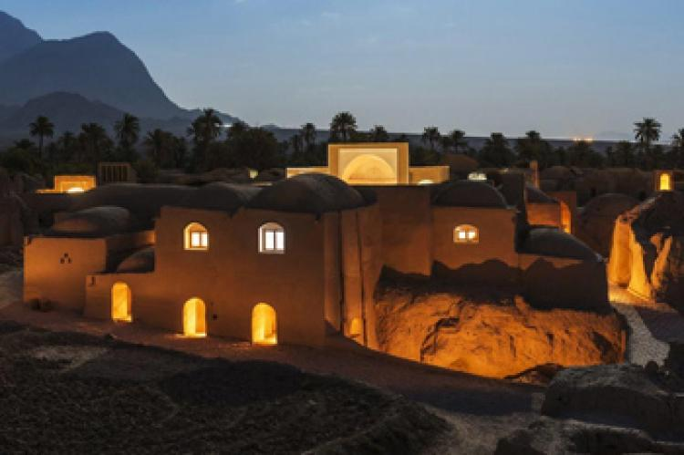 Esfahak Historic Village Restoration
