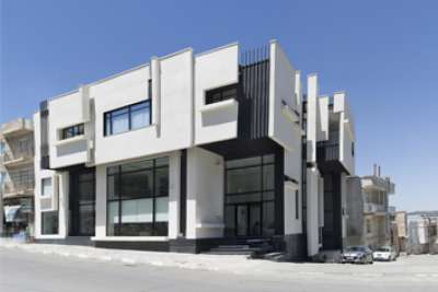 MAARZ Commercial and Residential Building | Architecture of Iran